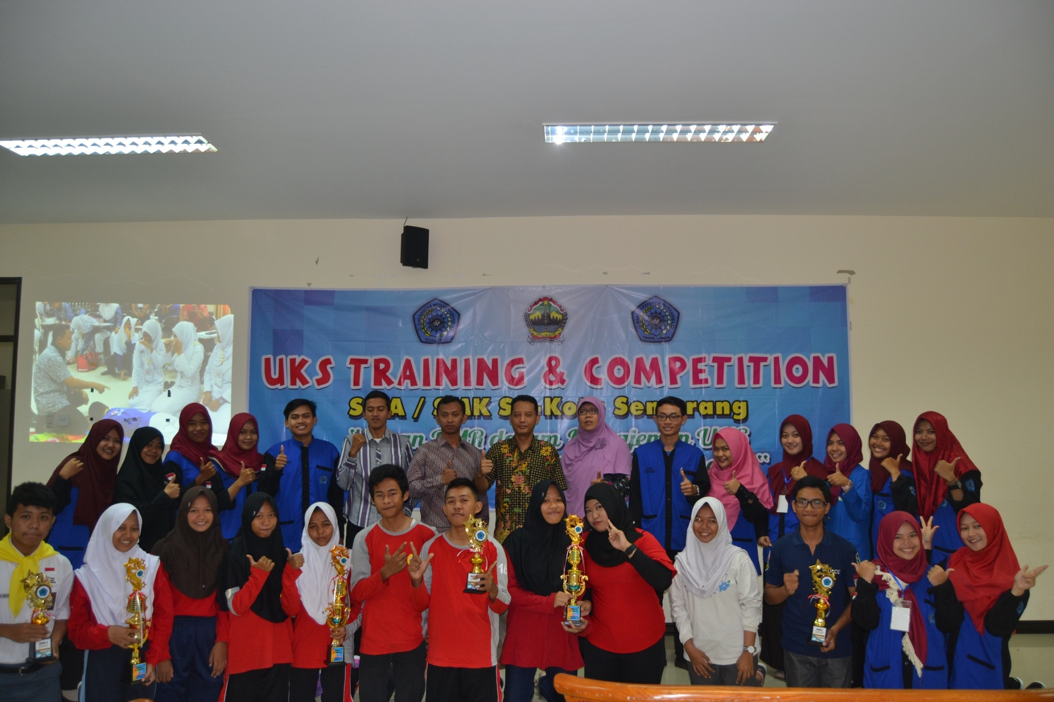 UKS Training and Competition